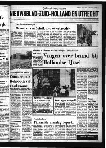 Schoonhovensche Courant 1977-06-22