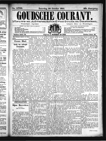 Goudsche Courant 1911-10-28