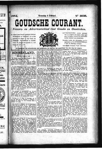 Goudsche Courant 1884-02-06
