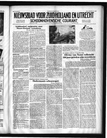 Schoonhovensche Courant 1951-08-27
