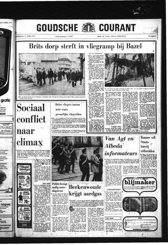 Goudsche Courant 1973-04-11