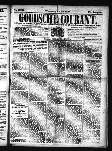 Goudsche Courant 1919-04-09