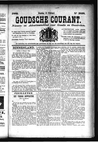 Goudsche Courant 1889-02-12