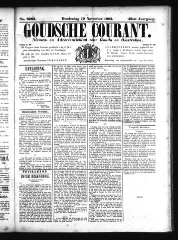 Goudsche Courant 1903-11-19