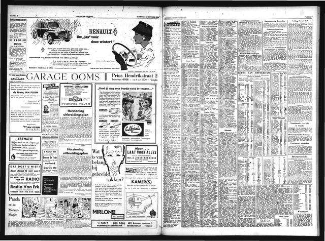 Goudsche Courant 1956-10-13