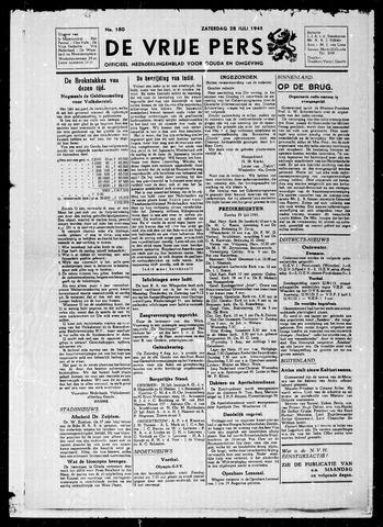 De Vrije Pers 1945-07-28