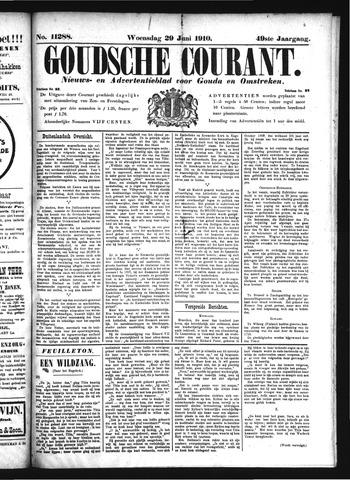 Goudsche Courant 1910-06-29