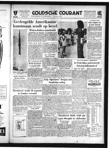 Goudsche Courant 1959-08-08