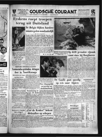 Goudsche Courant 1961-01-10