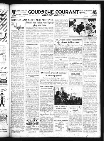 Goudsche Courant 1950-04-11
