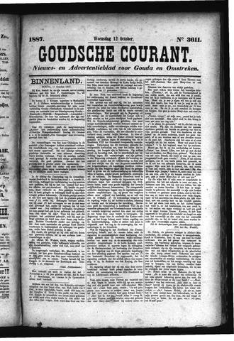Goudsche Courant 1887-10-12
