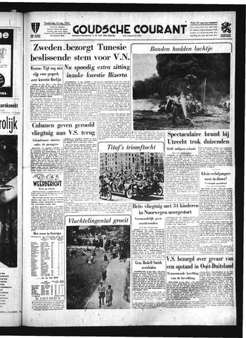 Goudsche Courant 1961-08-10