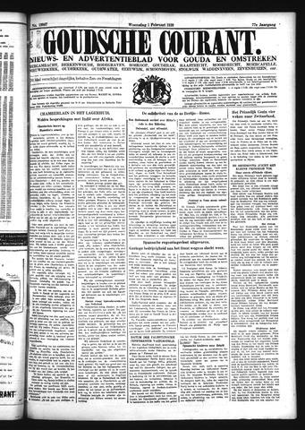 Goudsche Courant 1939-02-01