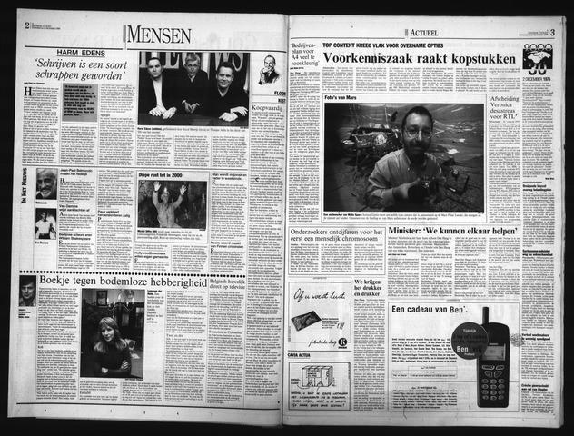 Goudsche Courant 1999-12-02