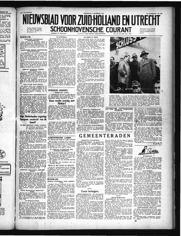 Schoonhovensche Courant 1948-12-08