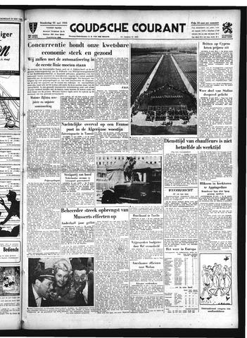 Goudsche Courant 1956-05-31