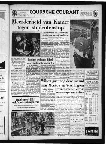 Goudsche Courant 1966-07-07