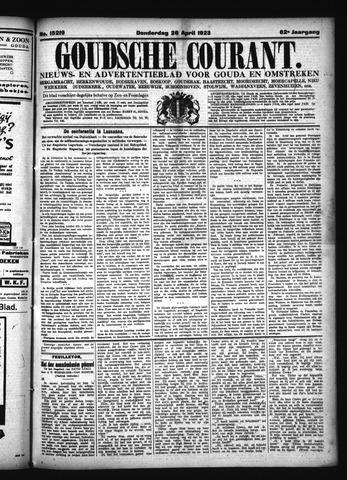 Goudsche Courant 1923-04-26