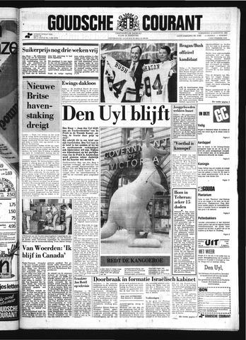 Goudsche Courant 1984-08-23