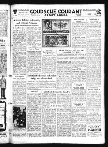 Goudsche Courant 1950-05-11