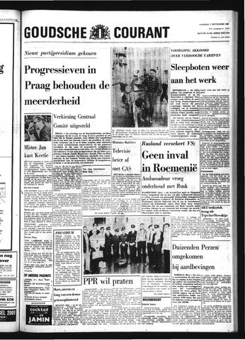 Goudsche Courant 1968-09-02