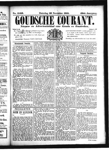 Goudsche Courant 1910-11-26