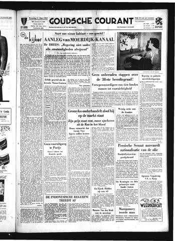 Goudsche Courant 1951-03-21