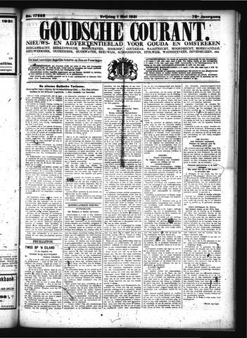 Goudsche Courant 1931-05-01