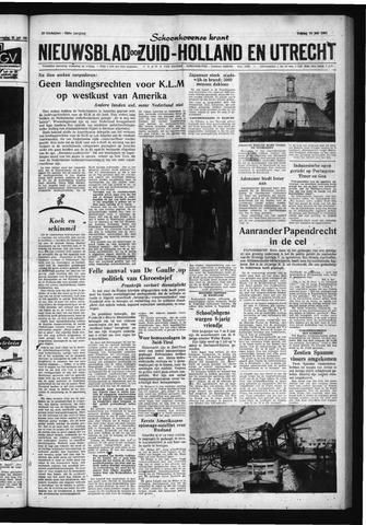 Schoonhovensche Courant 1961-07-14