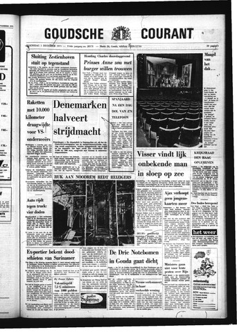 Goudsche Courant 1971-12-01