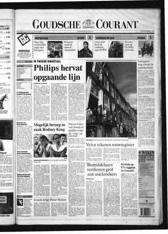 Goudsche Courant 1993-08-05