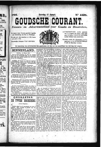 Goudsche Courant 1891-01-17