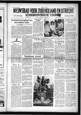 Schoonhovensche Courant 1958-07-04