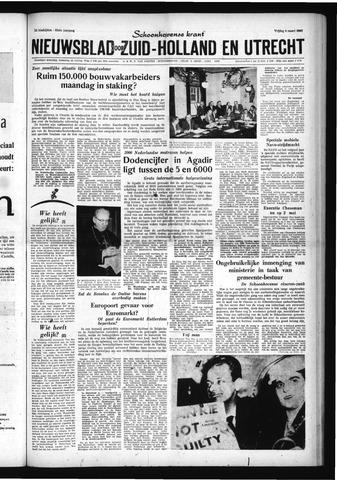Schoonhovensche Courant 1960-03-04