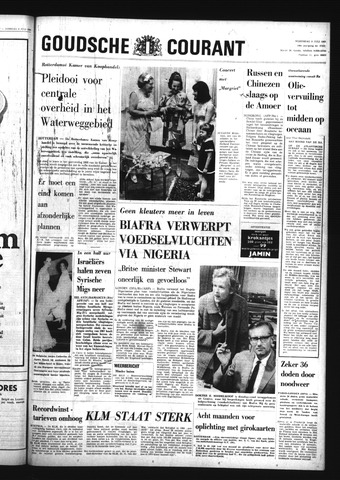 Goudsche Courant 1969-07-09