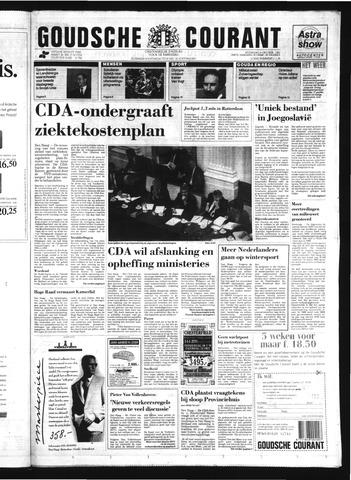 Goudsche Courant 1991-10-09