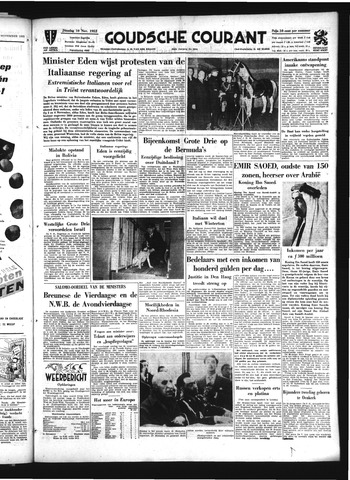Goudsche Courant 1953-11-10