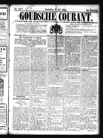 Goudsche Courant 1920-07-29