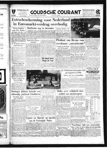 Goudsche Courant 1957-09-19