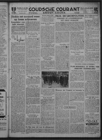 Goudsche Courant 1948-01-21