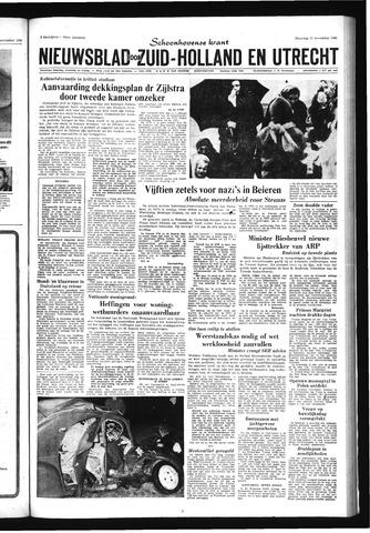 Schoonhovensche Courant 1966-11-21