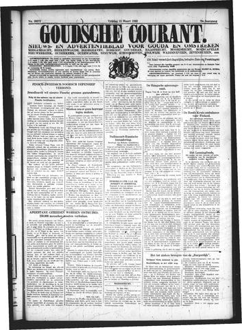 Goudsche Courant 1940-03-15