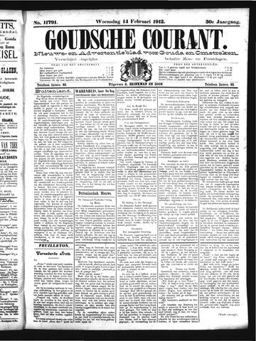 Goudsche Courant 1912-02-14
