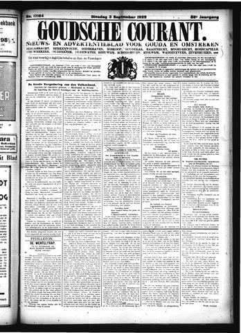 Goudsche Courant 1929-09-03