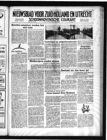 Schoonhovensche Courant 1951-12-03