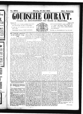 Goudsche Courant 1905-07-18