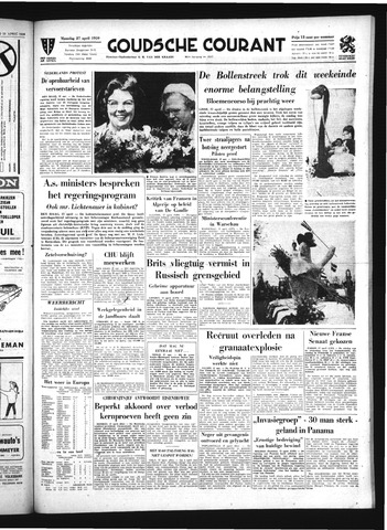 Goudsche Courant 1959-04-27
