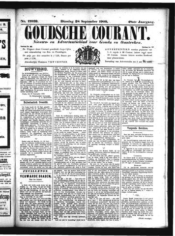 Goudsche Courant 1909-09-28