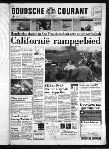 Goudsche Courant 1989-10-18