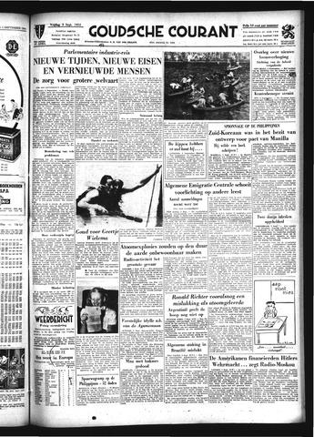 Goudsche Courant 1954-09-03